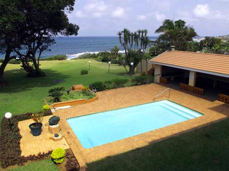 Shelly Palms 7 - Shelly Beach - Self-catering - Sleeps 4