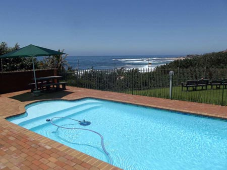 Shelly de la Mer 3 - Shelly Beach - Self-catering - Sleeps 8