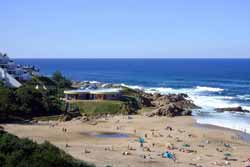 Lucien Beach in Manaba Beach - Activities, Adventure and Things to Do on the South Coast of KwaZulu-Natal
